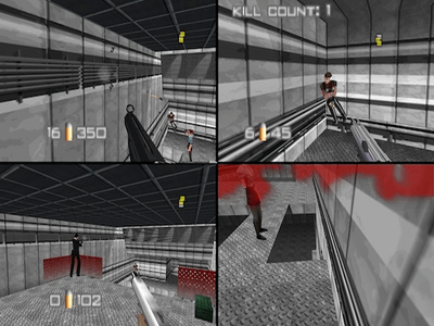 Nintendo 64 Screenshot Goldeneye
