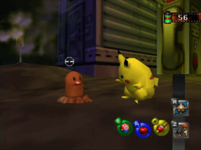 Nintendo 64 Screenshot Pokemon Snap