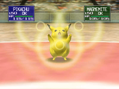 Nintendo 64 Screenshot Pokemon Stadium