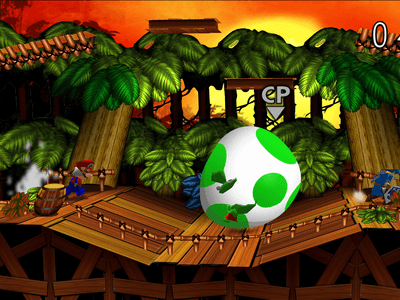Nintendo 64 Screenshot Super Smash Bros