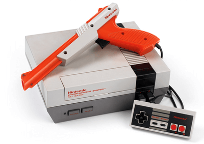 Nintendo NES Consoles & Accessories