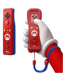 Nintendo Wii Motion Plus Controller Mario Edition