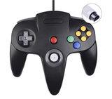 New Nintendo 64 [N64] Controller Black_