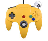 New Nintendo 64 [N64] Controller Yellow_