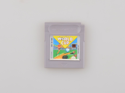World Cup - Gameboy Classic - Outlet