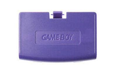 Game Boy Advance Battery Cover (Purple)