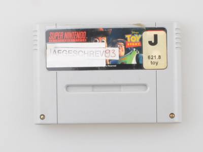 Toy Story - Super Nintendo - Outlet