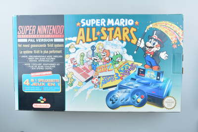 Super Nintendo All Stars Pack [Complete]
