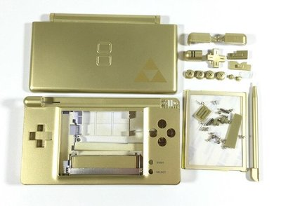 Nintendo DS Lite Shell Zelda Edition