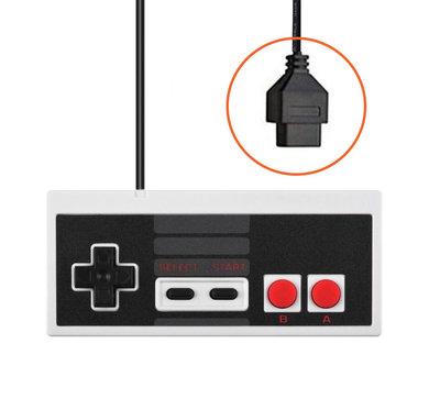 Nieuwe Nintendo NES Controller - White