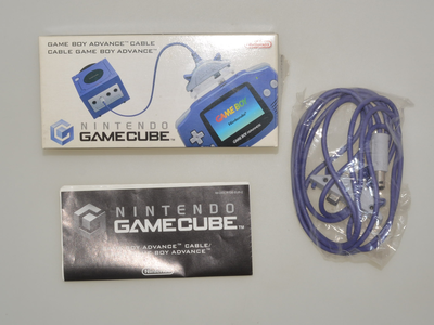 Gamecube Gameboy Advance Cable