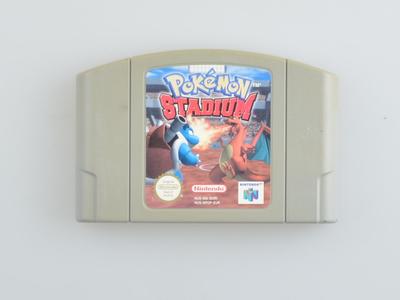 Pokemon Stadium - Nintendo 64 - Outlet