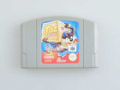 Taz Express - Nintendo 64 - Outlet