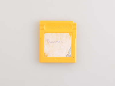 Pokemon Yellow - Gameboy Classic - Outlet