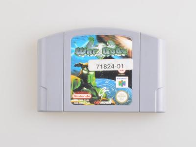 War Gods - Nintendo 64 - Outlet