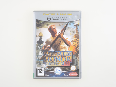 Medal of Honor: Rising Sun (Player's Choice)