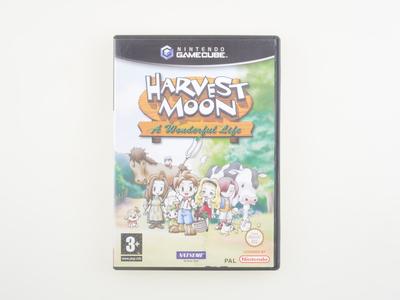 Harvest Moon: A Wonderful Life