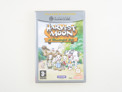 Harvest Moon: A Wonderful Life (Player's Choice)