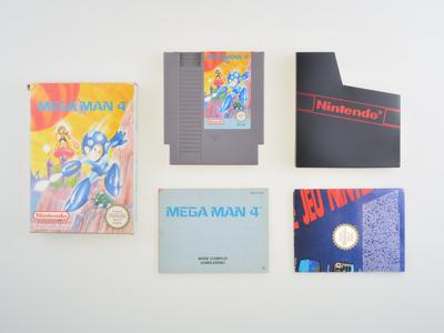 Mega Man 4