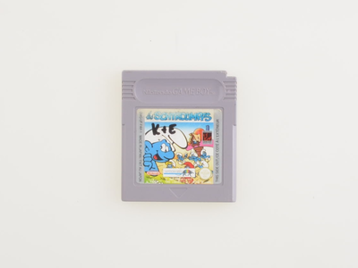 Smurfs - Gameboy Classic - Outlet
