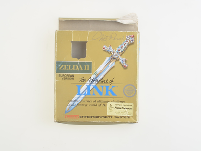The Legend of Zelda II - The Adventure of Link [Complete]
