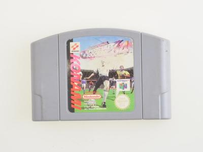 International Superstar Soccer 64 - Nintendo 64 - Outlet