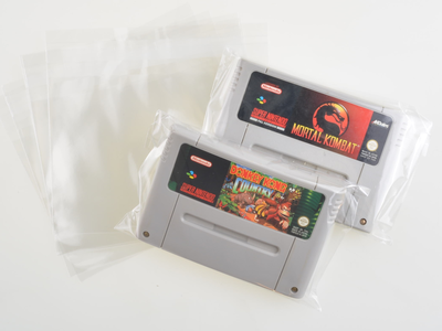 Super Nintendo Cart Bag