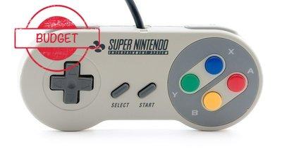 Originele Super Nintendo [SNES] Controller - Budget