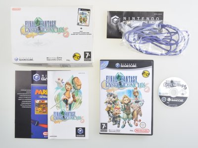 Final Fantasy: Crystal Chronicles [Complete]