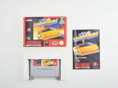 Lamborghini: American Challenge