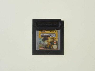 MatchBox Caterpillar Construction Zone - Gameboy Color - Outlet