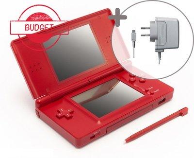 Nintendo DS Lite Red - Budget