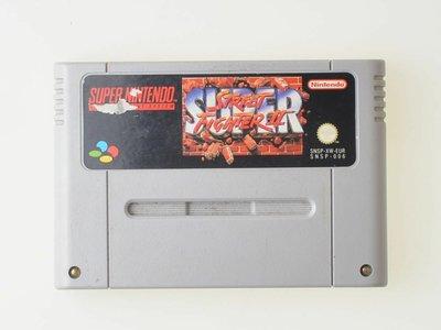 Super Street Fighter 2 - Super Nintendo - Outlet