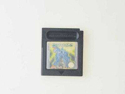 Godzilla The Series: Monster Wars - Gameboy Color - Outlet
