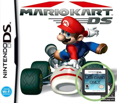 Mario Kart DS  -  game cartridge only