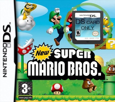 New Super Mario Bros.  -  game cartridge only