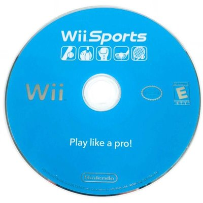 Wii Sports - Disc Only