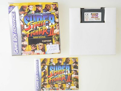 Super Street Fighter II: Revival