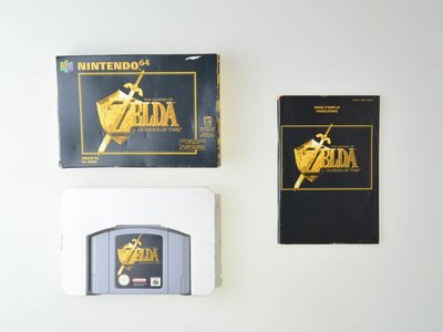 The Legend of Zelda Ocarina of Time