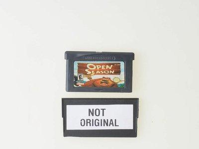 Open Season - Gameboy Advance - Outlet