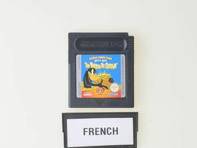 Daffy Duck Un Tr'esor de Canard (French)