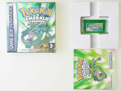 Pokemon Emerald
