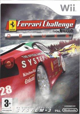 Ferrari Challenge Deluxe