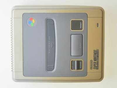 Super Nintendo [SNES] Console - Super Nintendo - Outlet