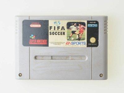 FIFA International Soccer - Super Nintendo - Outlet