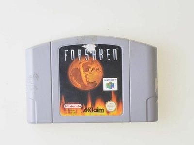 Forsaken - Nintendo 64 - Outlet
