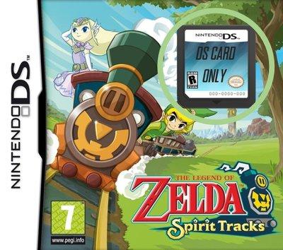 The Legend of Zelda - Spirit Tracks - Cart Only