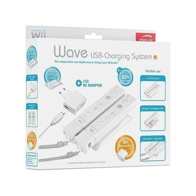 Wave USB-Charging System for Wii