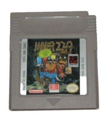 Miner 2049er Sparring Bounty Bob