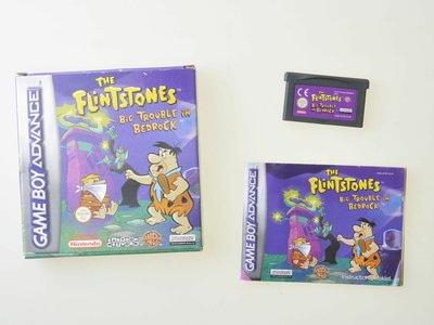 The Flintstones Big Trouble in Bedrock